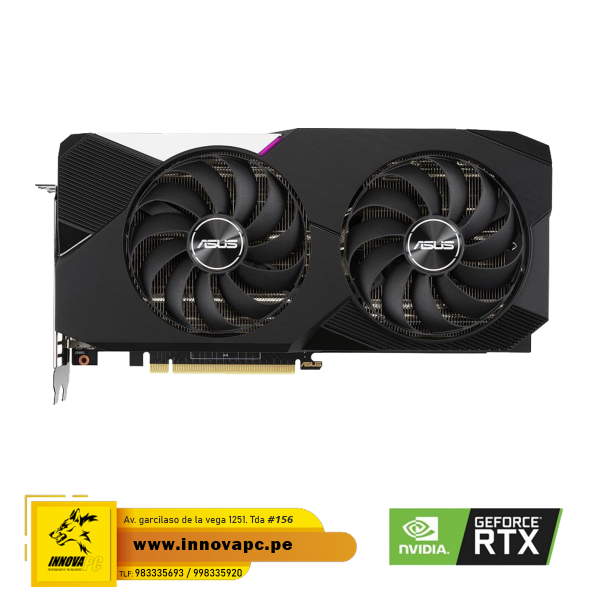 VIDEO ASUS DUAL GEFORCE RTX...