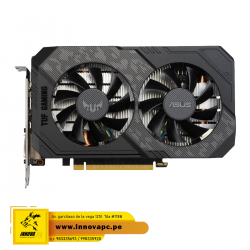 VIDEO ASUS GEFORCE TUF GTX...