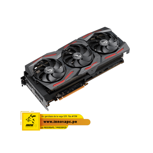 VIDEO ASUS RADEON ROG STRIX...