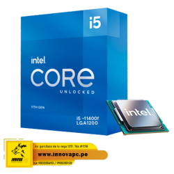 CPU INTEL I5-11400F 11TH...