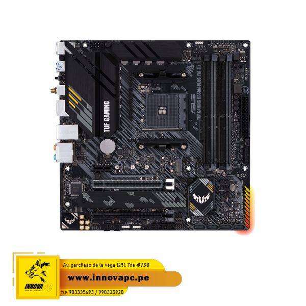 PLACA ASUS TUF B550M-PLUS...